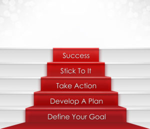 route to success