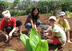 social prescribing gardening